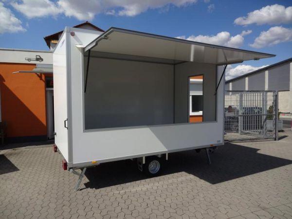 Verkaufswagen Top-Linie VKH 1337/206 - leer