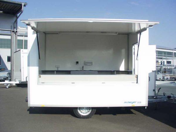 Verkaufswagen Top-Linie VKE 1537/206 - Komfort