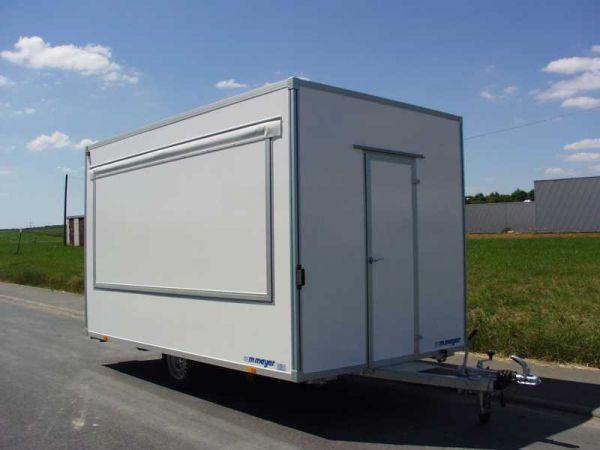 Verkaufswagen Top-Linie VKE 1537/206 - Basis