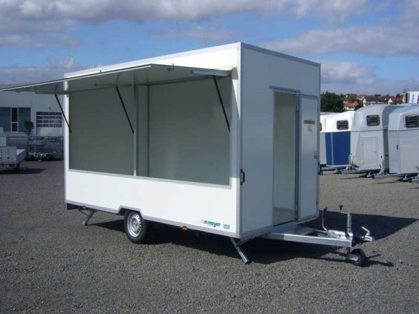 Verkaufswagen Top-Linie VKE 2045/216 - leer