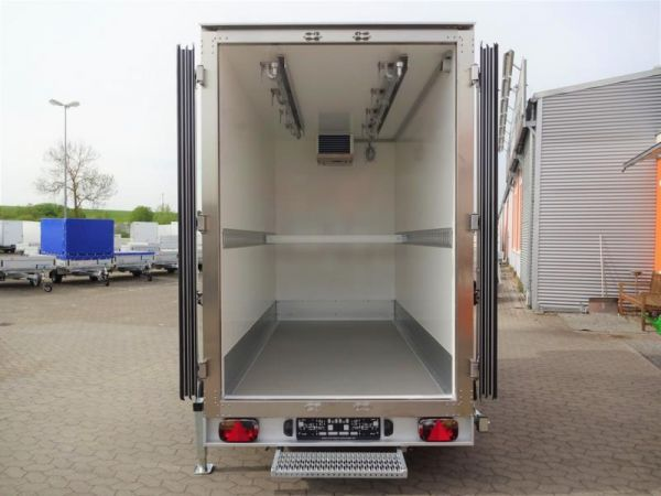 Kühlkofferanhänger AZK 2730/156 100/100 TK mit Kühlung