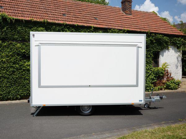 Verkaufswagen Top-Linie VKE 1330/206 - Basis
